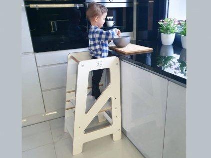 Montessori učiaca veža  ELIS DESIGN