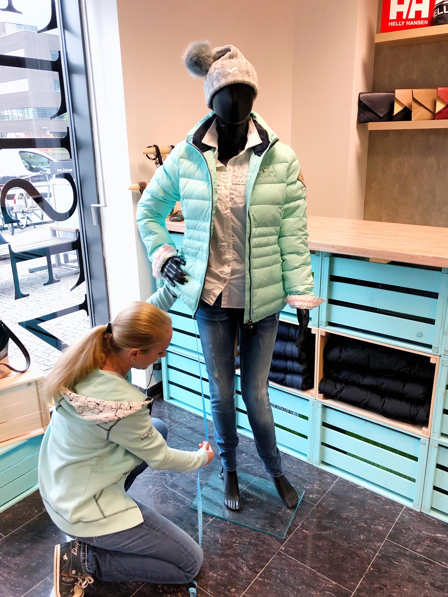 Jak změřit velikost kalhot a vybrat správnou velikost