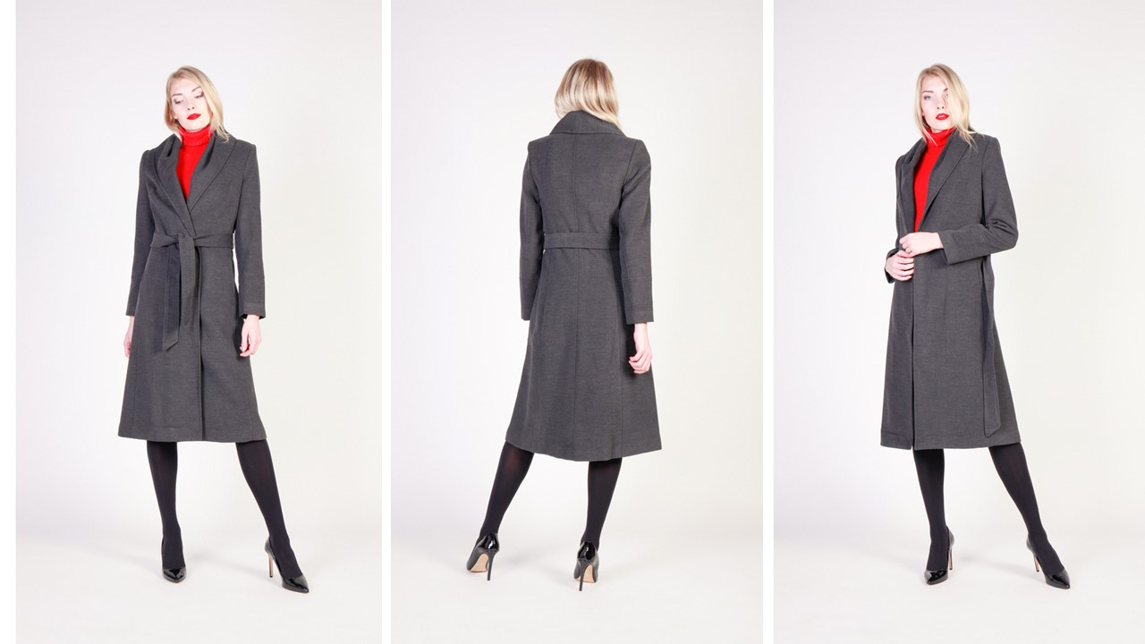 Dámský kabátek NIVES