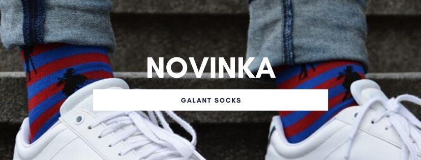 Kvalitní a stylové pánské ponožiky
