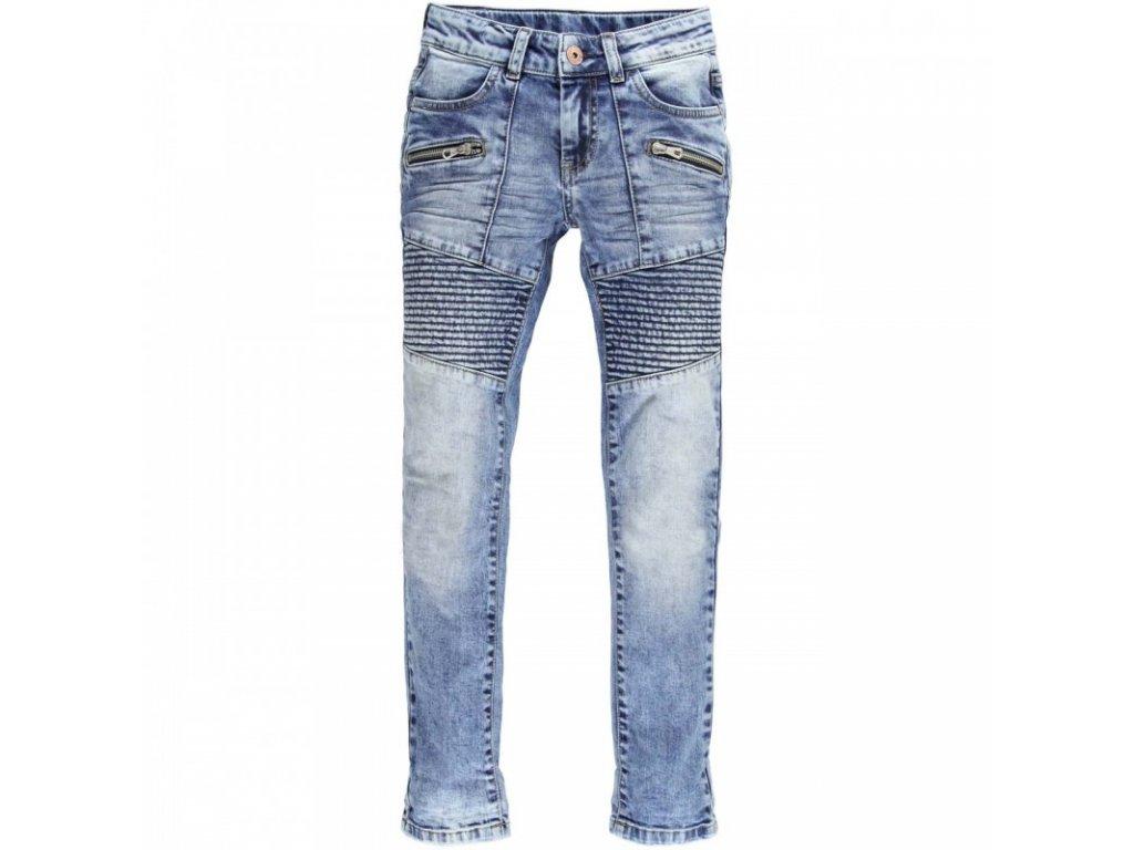c60c2ec8b83 Stylové dámské kalhoty značky Cars Jeans s kapsy a poutky na opasek