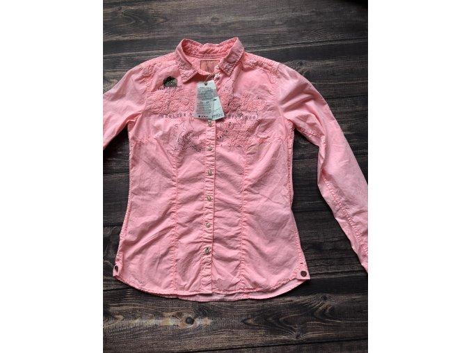 Košile s dlouhým a možností krátkého rukávu SOCCX