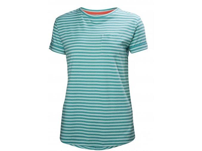 Tričko s krátkým rukávem HELLY HANSEN W NAIAD