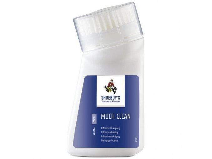 Čistič na boty a textil SHOEBOY´S MULTI CLEAN 75 ml