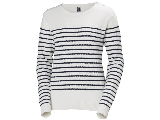 Svetr HELLY HANSEN W SKAGEN SWEATER
