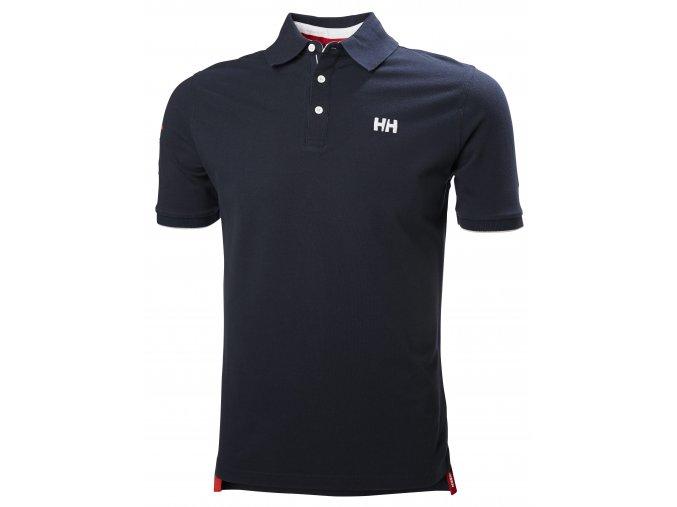 Polo triko s krátkým rukávem HELLY HANSEN MARSTRAND