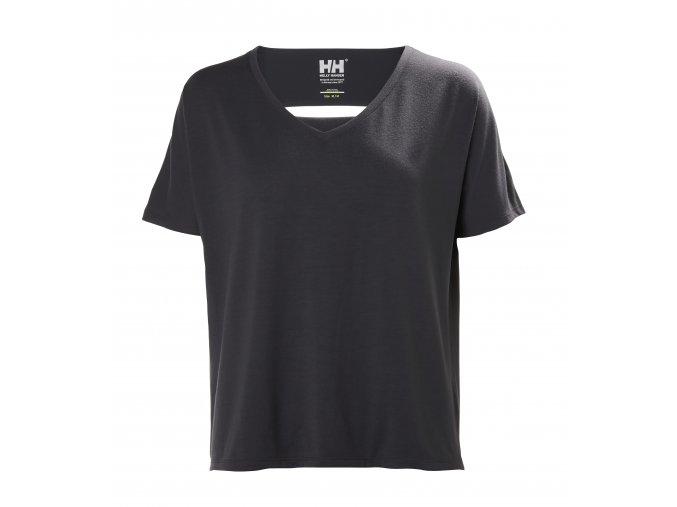 Tričko s krátkým rukávem HELLY HANSEN W THALIA LOOSE