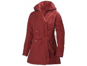 Dámský kabátek s integrovanou kapucí HELLY HANSEN W WELSEY TRENCH