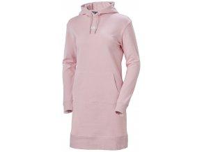 Dlouhá mikina /šaty s kapucí HELLY HANSEN W ACTIVE HOODIE DRESS