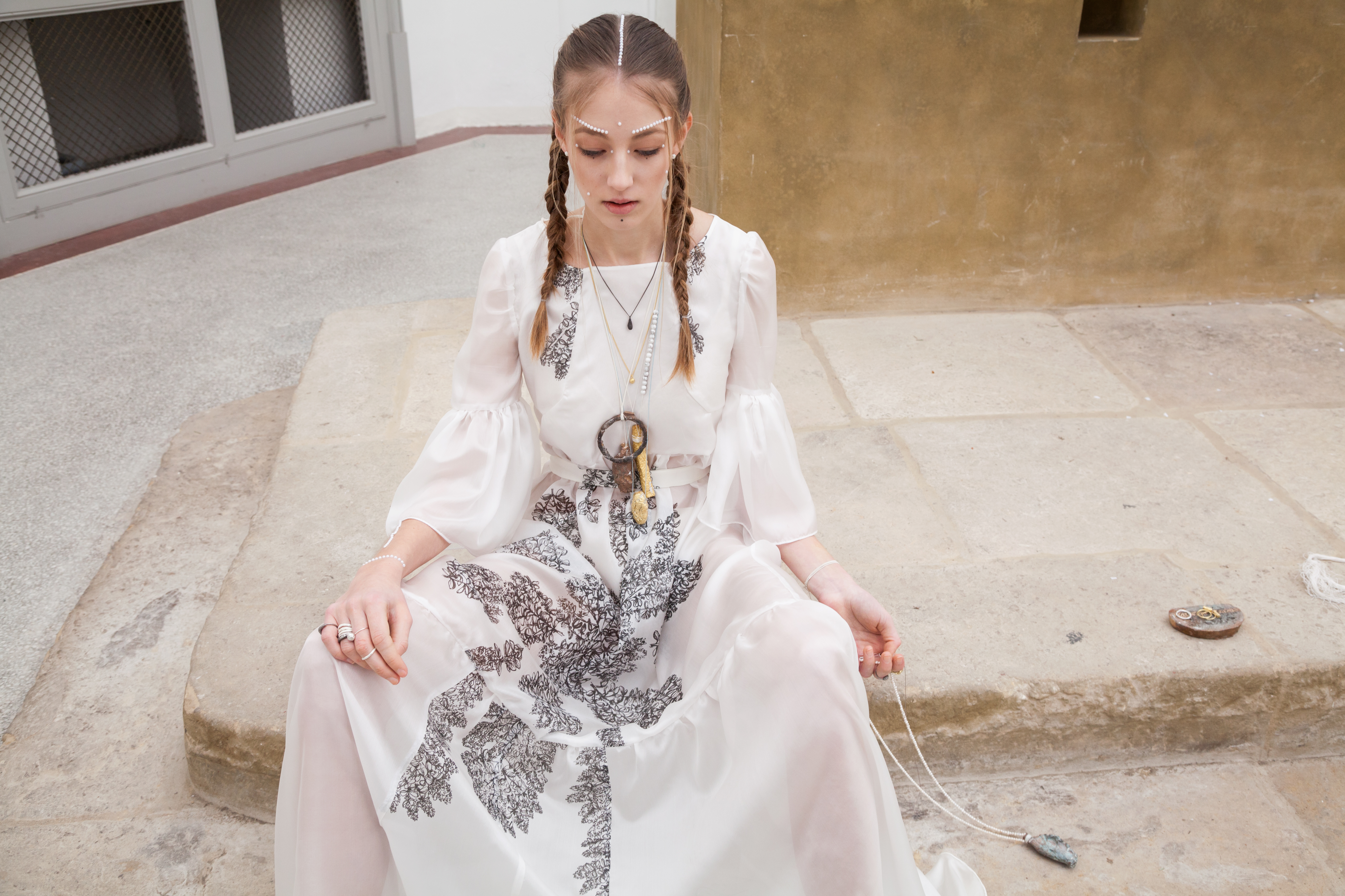 Wedding look 2017 by Eliška Kyselková photography