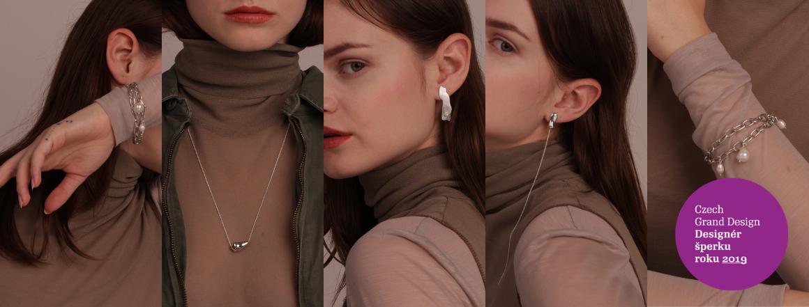 Kolekce SO - Eliška Lhotská Jewellery