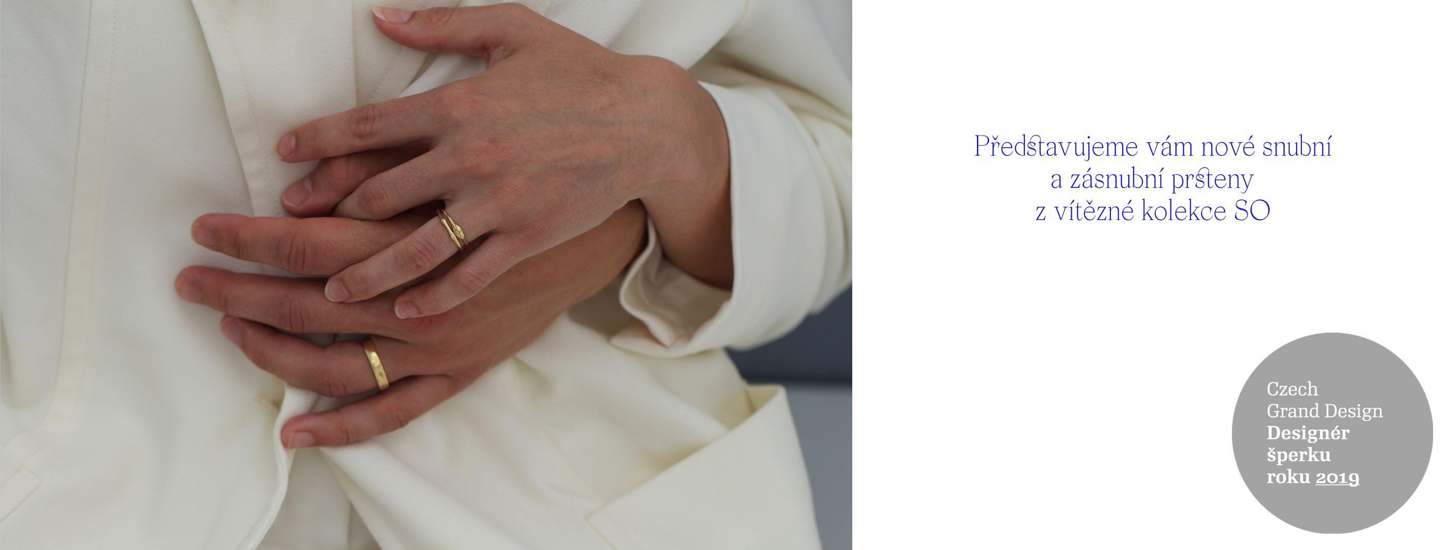 Snubni prsteny So - Eliska Lhotska