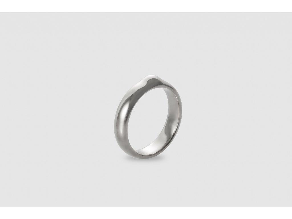 SO stříbrný kroužek Sevan Ag 925/1000