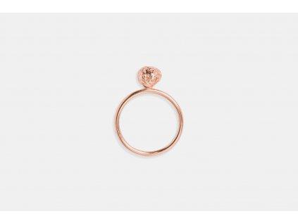 NEW ARCHEOLOGY Artefakt růžový prsten kulička