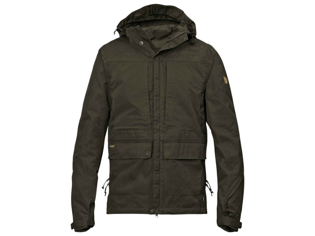 Lappland Hybrid Jacket (deep forest)