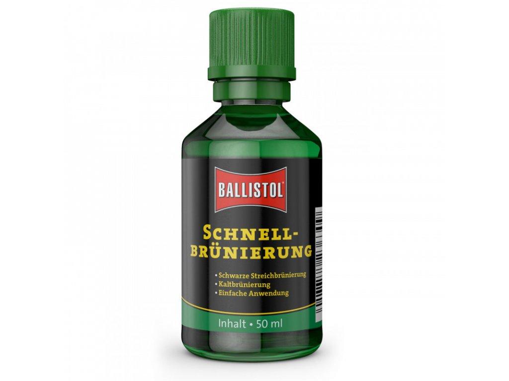 ballistol schnellbrnierung 50 ml