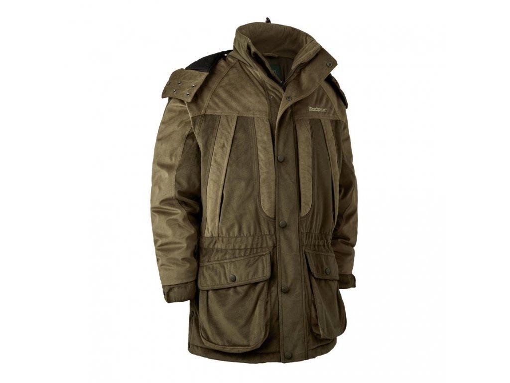 DEERHUNTER Rusky Silent Jacket Long - zimná bunda