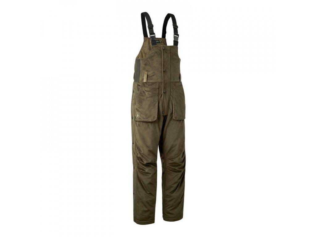 deerhunter rusky silent bib trousers nohavice