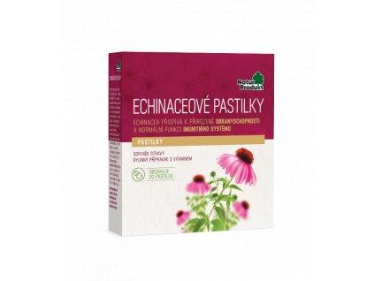 echinaceové pastilky