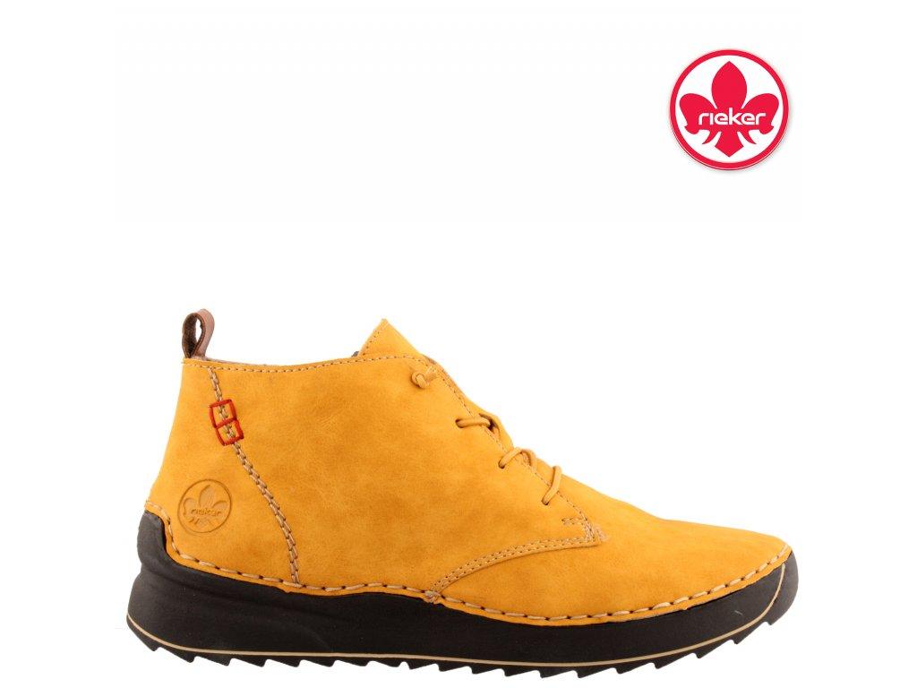 Dámská kotníková obuv RIEKER 51510-68