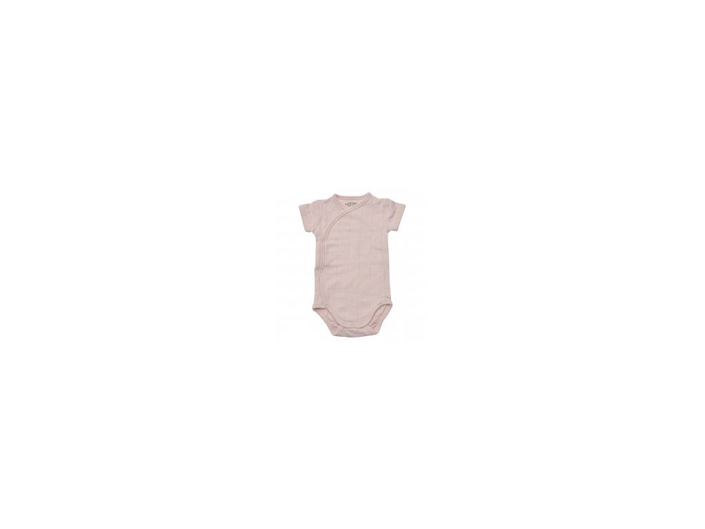 LODGER Romper Fold Over Solid Soft-Skin vel. 68