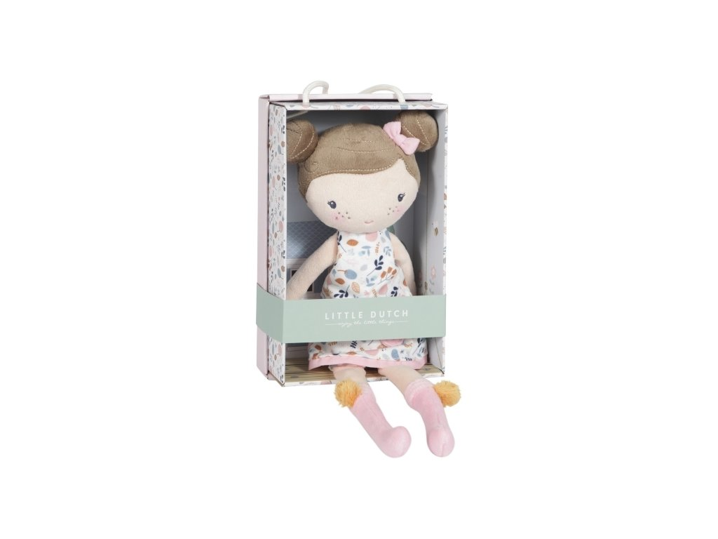 105431 little dutch panenka rosa 35cm