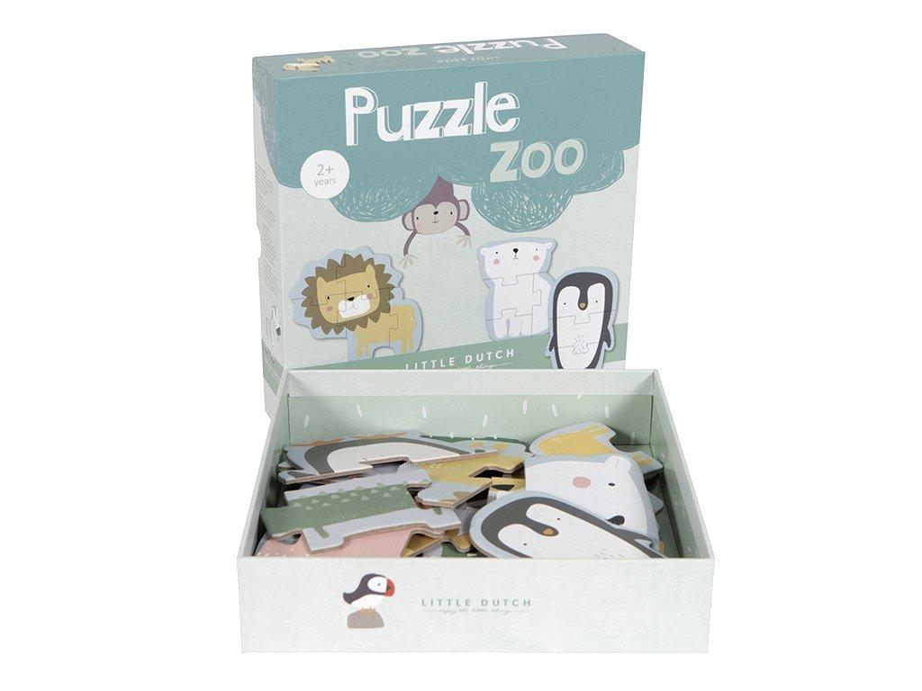 4443 Puzzle ZOO