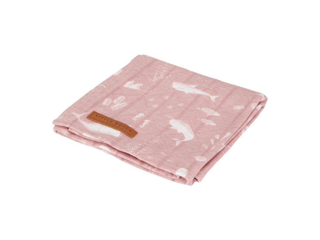 0003184 little dutch swaddle doek 120 x 120 ocean pink 0.jpg