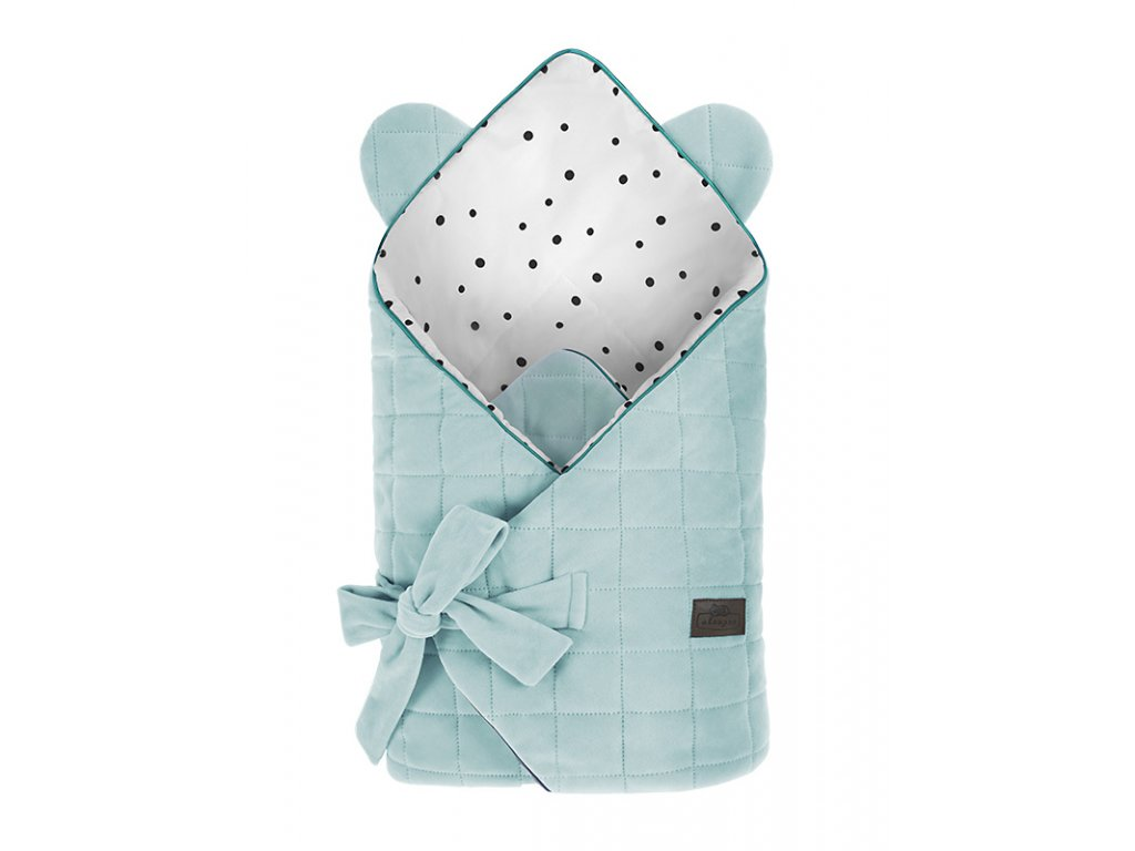 Zavinovačka Sleepee Royal Baby Swaddle Wrap Ocean Mint
