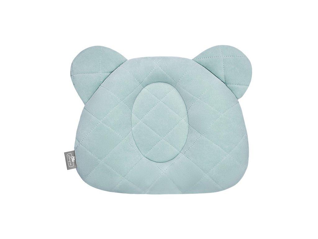 Fixační polštářek Royal Baby Teddy Bear Pillow Ocean Mint