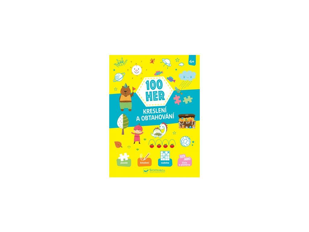 100 her, Vybarvování a spojování 4+
