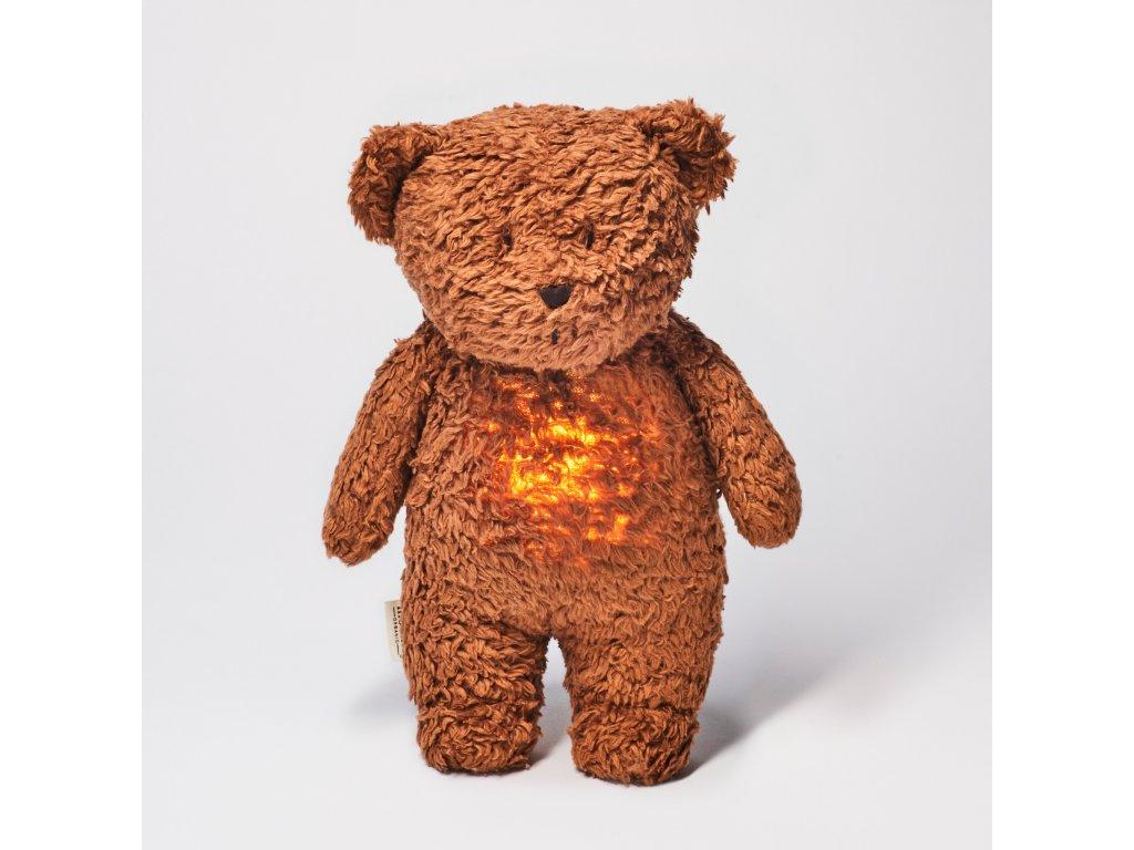 8602 Usínáček Medvěd CARAMEL 2