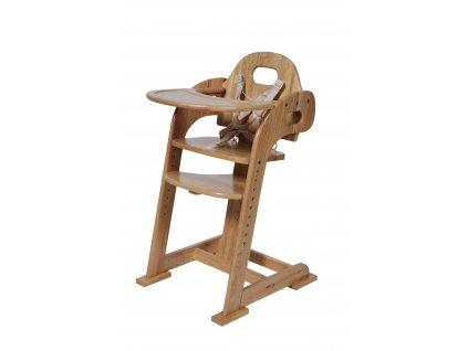 židlička dřevo
