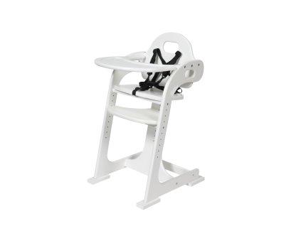 židlička bílá