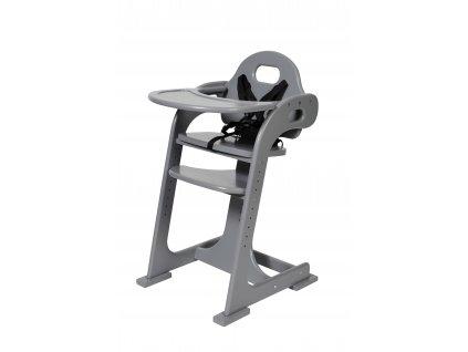 židlička šedá