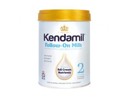 Kendamil pokračovací mléko 2 (800g) Počet balení: 1
