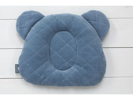 Fixační polštář Sleepee Royal Baby Teddy Bear modrá