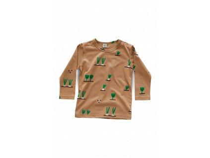 tričko Milé, zeleninka