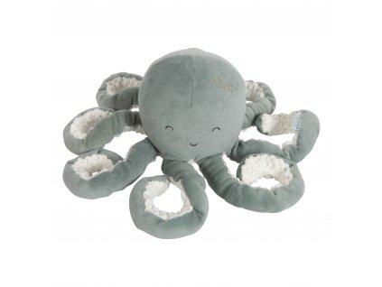 4805 Malá plyš.chobotnička mint.