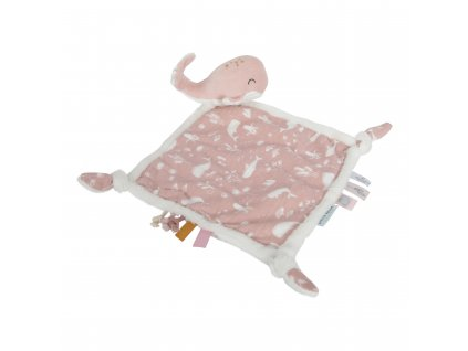 4809 Muchláček s velrybou pink
