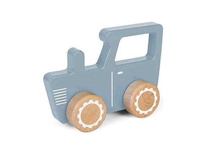 102407 little dutch traktor blue