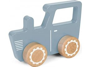 102407 little dutch traktor blue