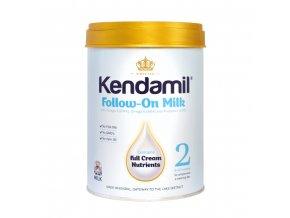 Kendamil pokračovací mléko 2 (900g) Počet balení: 1
