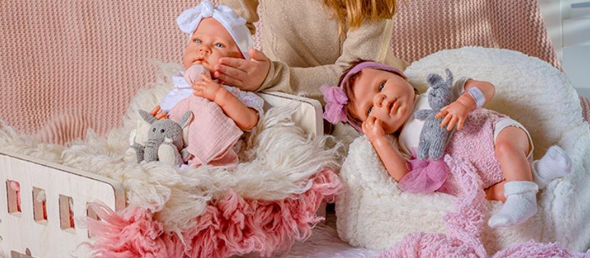 Nejkrásnější panenky