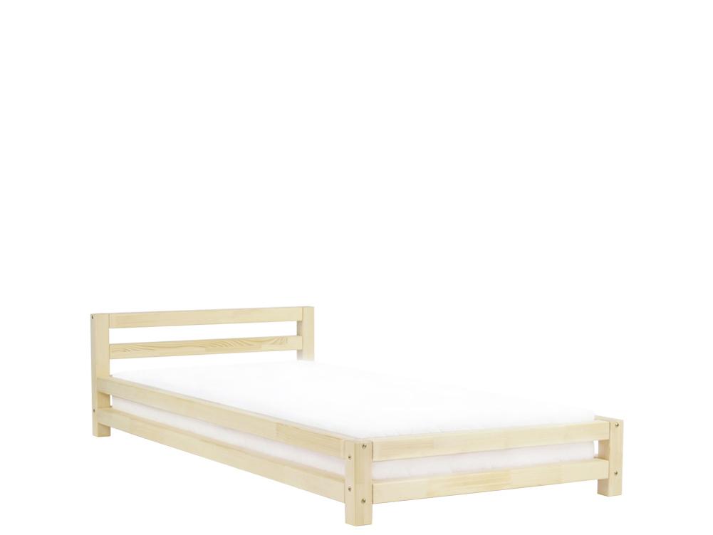 Klasické jednolůžkové postele