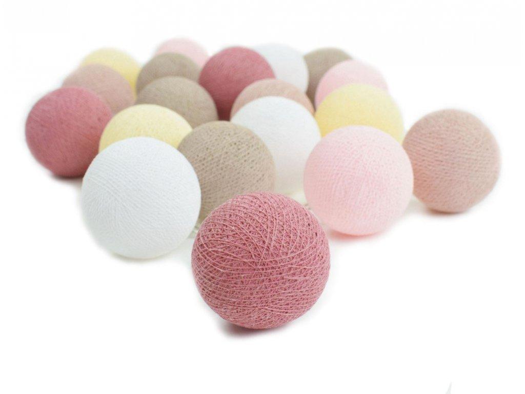 Svítící koule Balls
