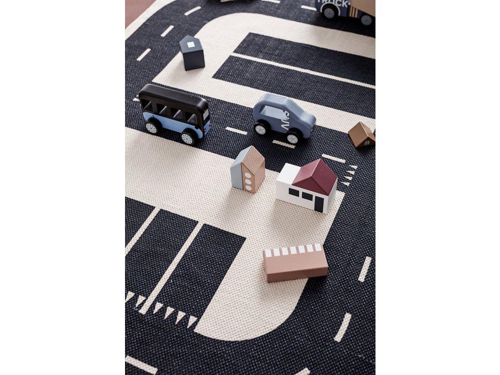 Dětský dřevěný autobus Aiden Kids Concept