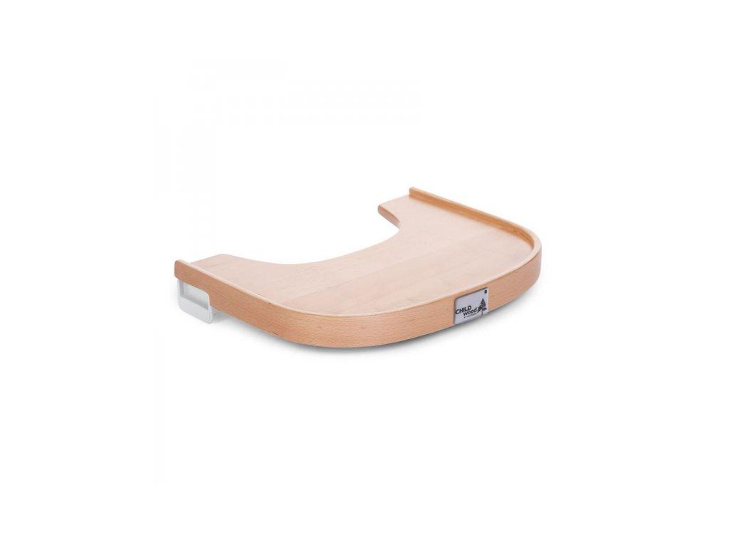 Childhome Pult k židličce Evolu 2 dřevěný Natural