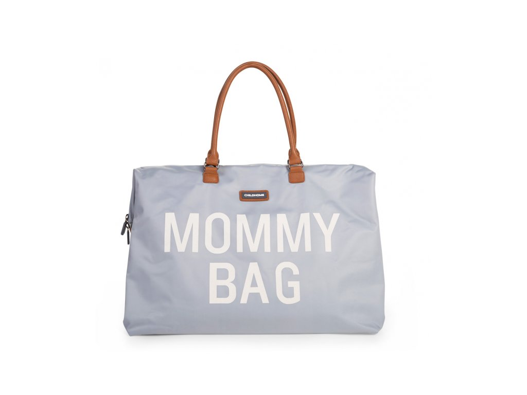 Childhome Přebalovací taška Mommy Bag Big Off White