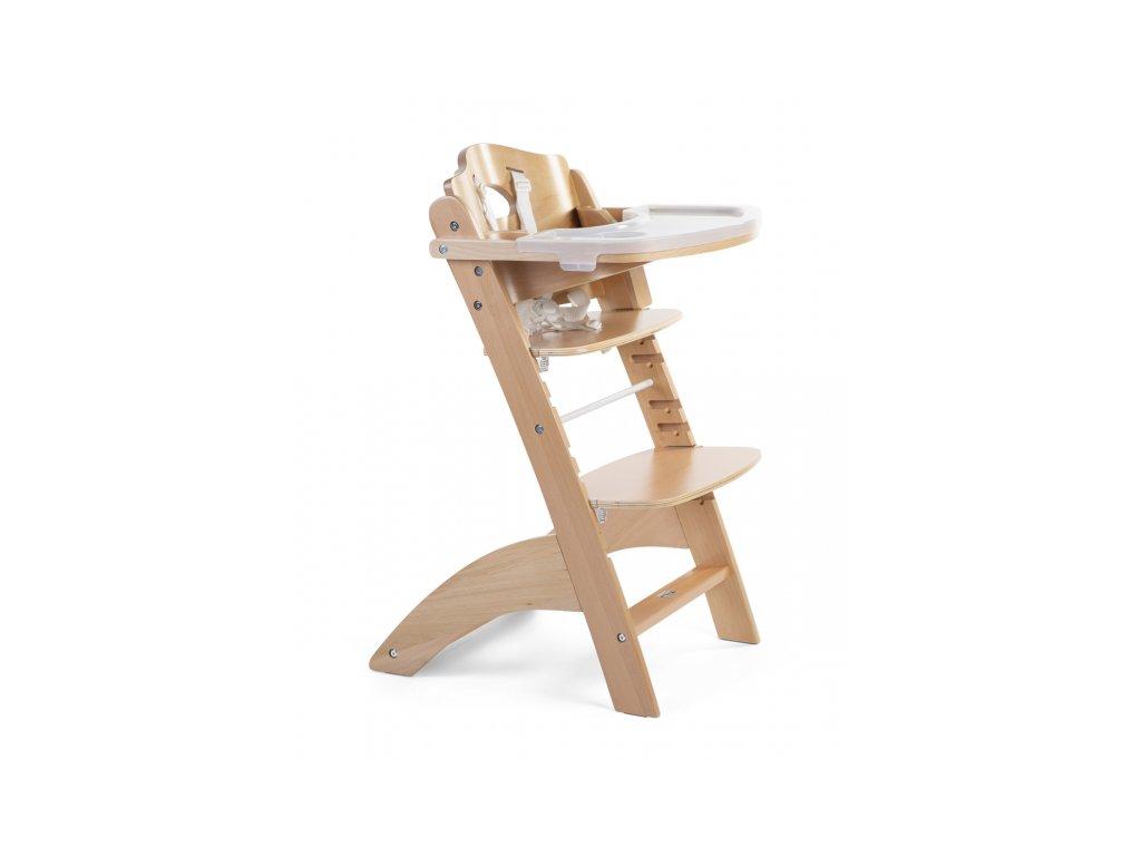 Childhome Rostoucí židle Lambda 3 Natural